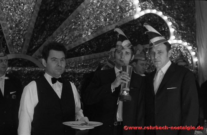 1970 Der Butler Josef Barth, Gisbert Magenreuter und Martin Zimmermann