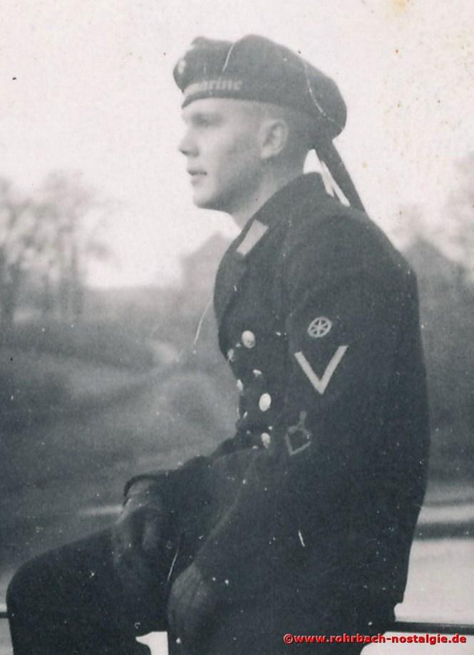 Der in englischer Kriegsgefangenschaft 1945 verstorbene Marinesoldat Artur Jacob
