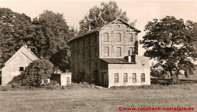 Die Rohrbacher Mühle