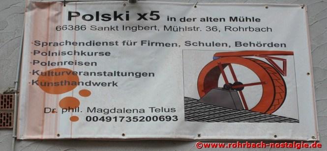 Die Dienstleistungen, die von Frau Dr. Telus und Ihrem Mann in der Rohrbacher Mühle angeboten werden