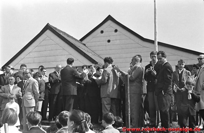 1964 Tag des Baumes an der Edelweißhütte