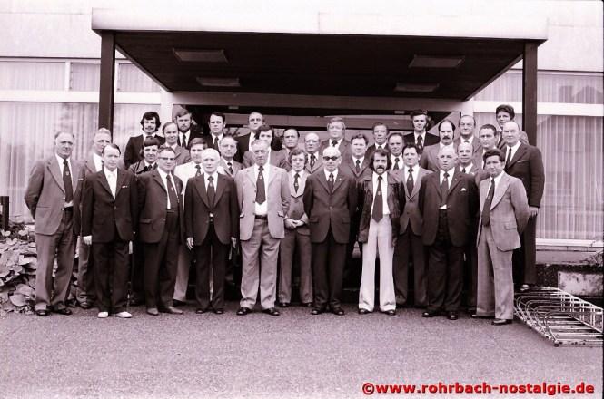 1975 Der Chor im Jubiläumsjahr