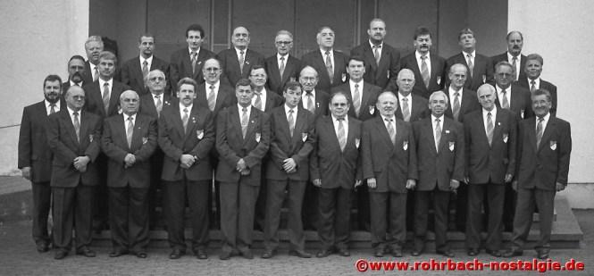1995 Der Chor wird 135 Jahre alt