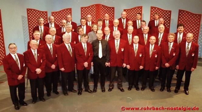 2000 Auftritt beim Saarländischen Rundfunk