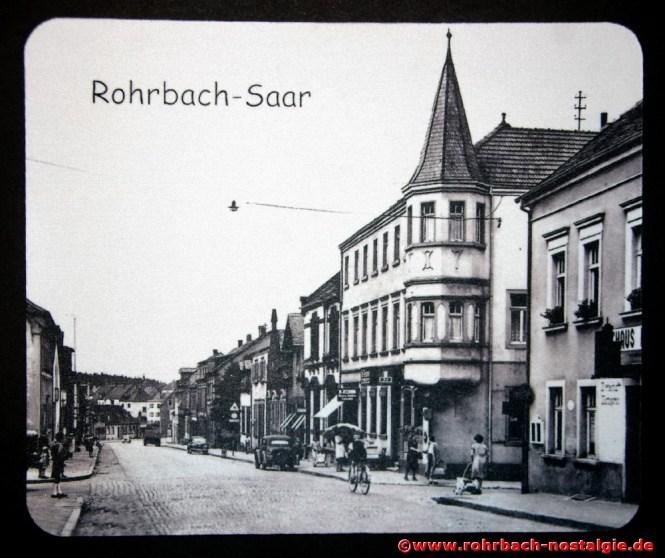 Auch neu im Angebot das Mousepad für die Rohrbacher Nostalgiker unter den PC-Freunden
