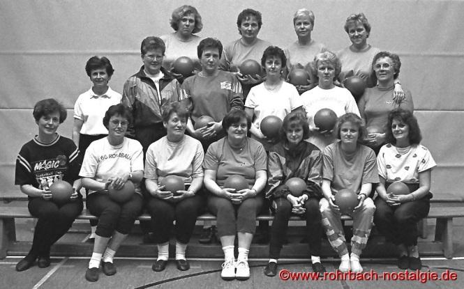 1991 Die Hausfrauenabteilung des TV 66
