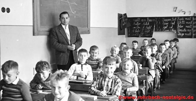 1957 Albert Senzig mit dem Gebrutsjahrgang 1950-51