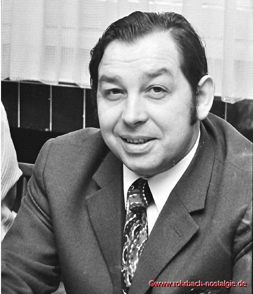 1972 Oberlehrer Albert Senzig