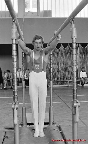 1969 Günter Klam (jüngerer Bruder von Albrecht Klam) wird Deutscher Jugendmeister im Sechskampf