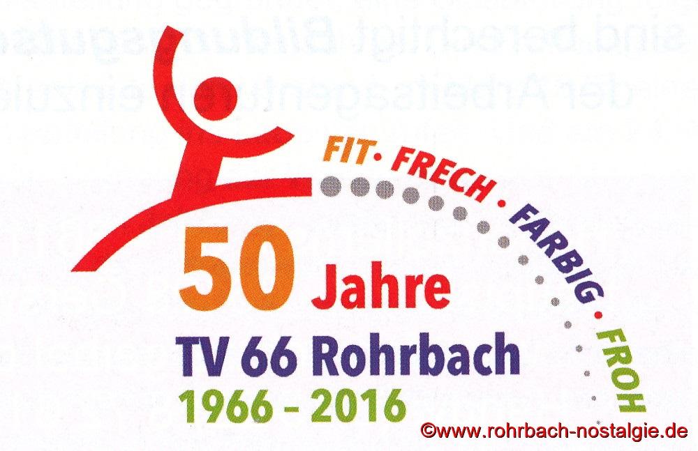 Emblem 50 Jahre