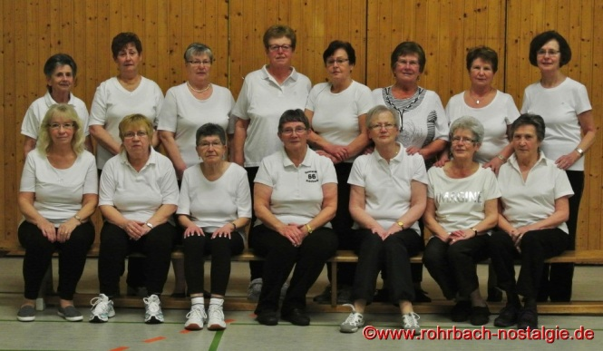 Frauengymnastikgruppe Sonja Hermann