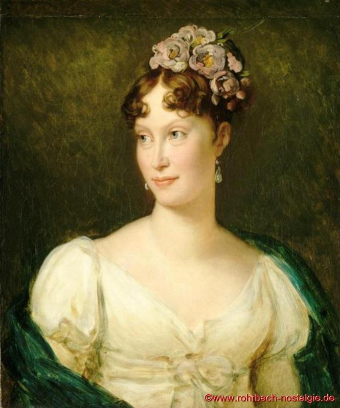Marie Louise von Österreich (Porträt von François Gérard)