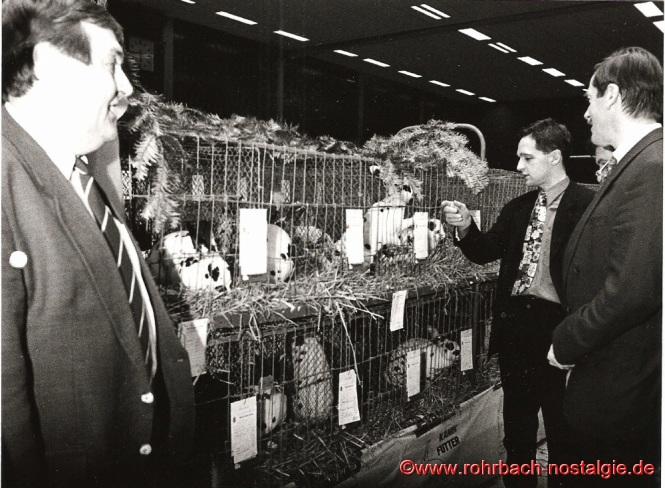 1997 Der saarländische SPD Vorsitzende